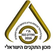 לוגו ISO 27799